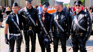Mr Leather Spain 2016