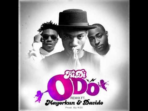 """Kidi – """"Odo Remix"""" Ft. Davido & Mayorkun"""