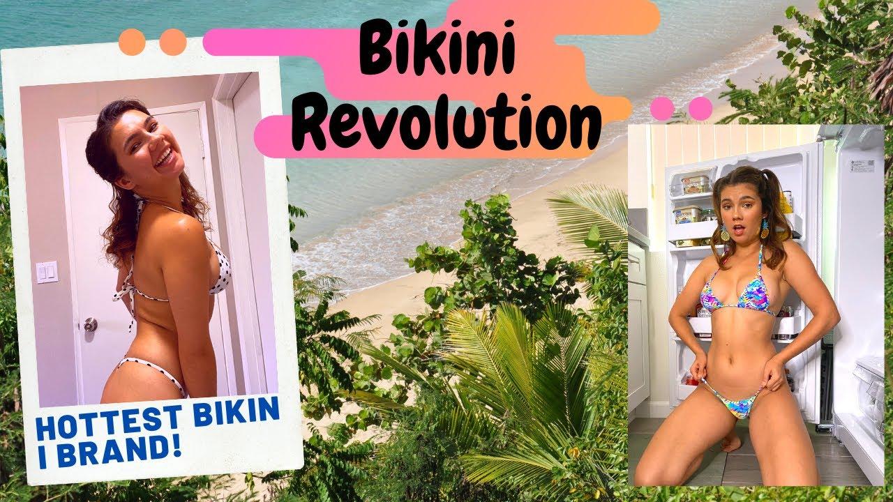 Hottest bikini brand of 2020!?   brswimwear try on haul!