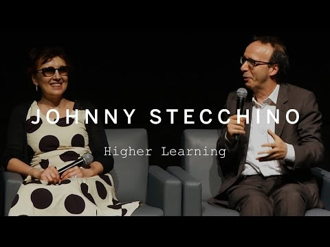JOHNNY STECCHINO WITH NICOLETTA BRASCHI AND ROBERTO BENIGNI | Higher Learning