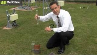 Measuring rainfall thumbnail