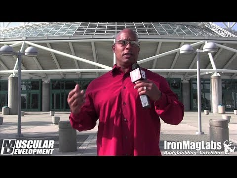 Shawn Ray Resigns from Muscular Development / Bodybuilding