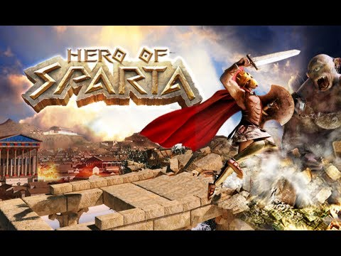 Hero of Sparta on Android