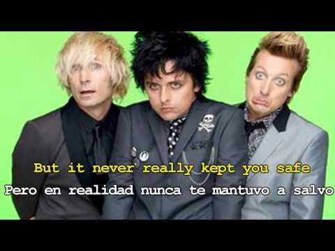 Green Day - Amy (Subtitulado En Español E Ingles)