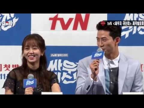 Kim So-Hyun & Ok Taecyeon: Cute Moments (BTS) from YouTube · Duration:  3 minutes 44 seconds