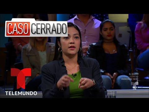 Payaso 👩🏻💻💰🗣 | Caso Cerrado | Telemundo
