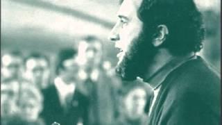 """Adriano Correia de Oliveira - """"Minha mãe"""" do disco """"Fados de Coimbra II"""" (EP 1962)"""