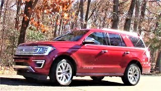 Ford Expedition Road Test & Review by Drivin