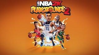 NBA 2K 플레이그라운드 2 공개 트레일러