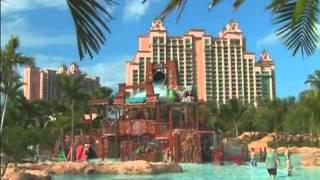 Atlantis Aqua Adventure - Nassau, Bahamas
