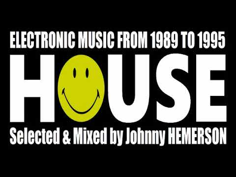 House Music From 1989 to 1995