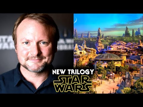 Star Wars! Rian Johnson Having Trouble With New Trilogy & More!