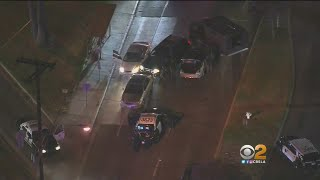 Police Fatally Shoot Suspect During Pursuit Inland Empire
