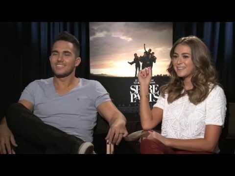 Alexa, Carlos PenaVega on Love, 'Do You Believe' and They Play a Couples' Game!