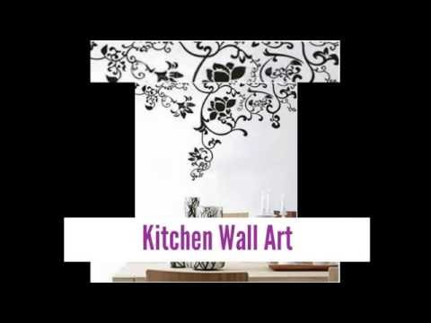 Design Ideas For Kitchen Wall Art