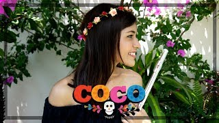 """Remember Me from """"Coco"""" (Miguel ft. Natalia Lafourcade) INSTRUMENTAL FLUTE COVER"""