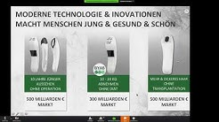Wellstar Informationsvideo mit CEO Christian Wiesner