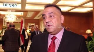 بالفيديو : رئيس إتحاد الغرف التجارية العراقية : مصر تمتلك إمكانيات كبيرة للاستفادة من السوق العراقي