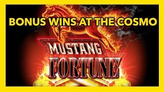 AINSWORTH SLOT MACHINE BONUSES @ The Cosmopolitan LAS VEGAS | NorCal Slot Guy