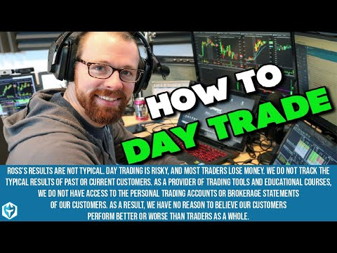 How to Day Trade a Small Account from $1k to $8653 in 1 Mont