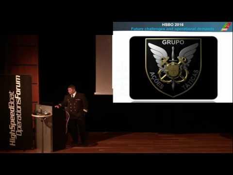 HSBO Forum 2016 Cdr  Mario Pinto, Portuguese Maritime Authority and Portuguese Navy
