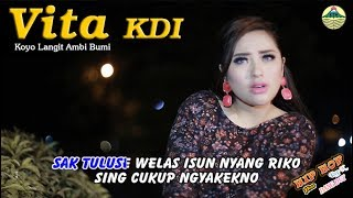 Download lagu Vita KOYO LANGIT AMBI BUMI Hip Hop Rap X MP3
