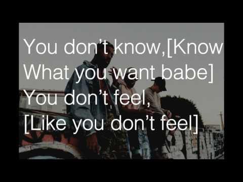 Sonder- Feel Lyrics