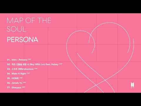 """BTS """"Map of the Soul: Persona"""" Album Listening Party!"""