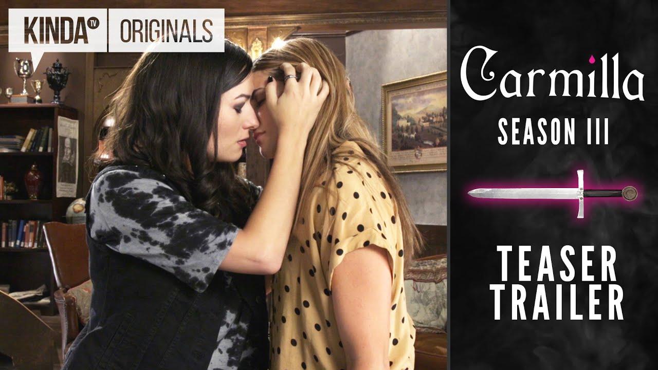 Carmilla Season 3 Teaser