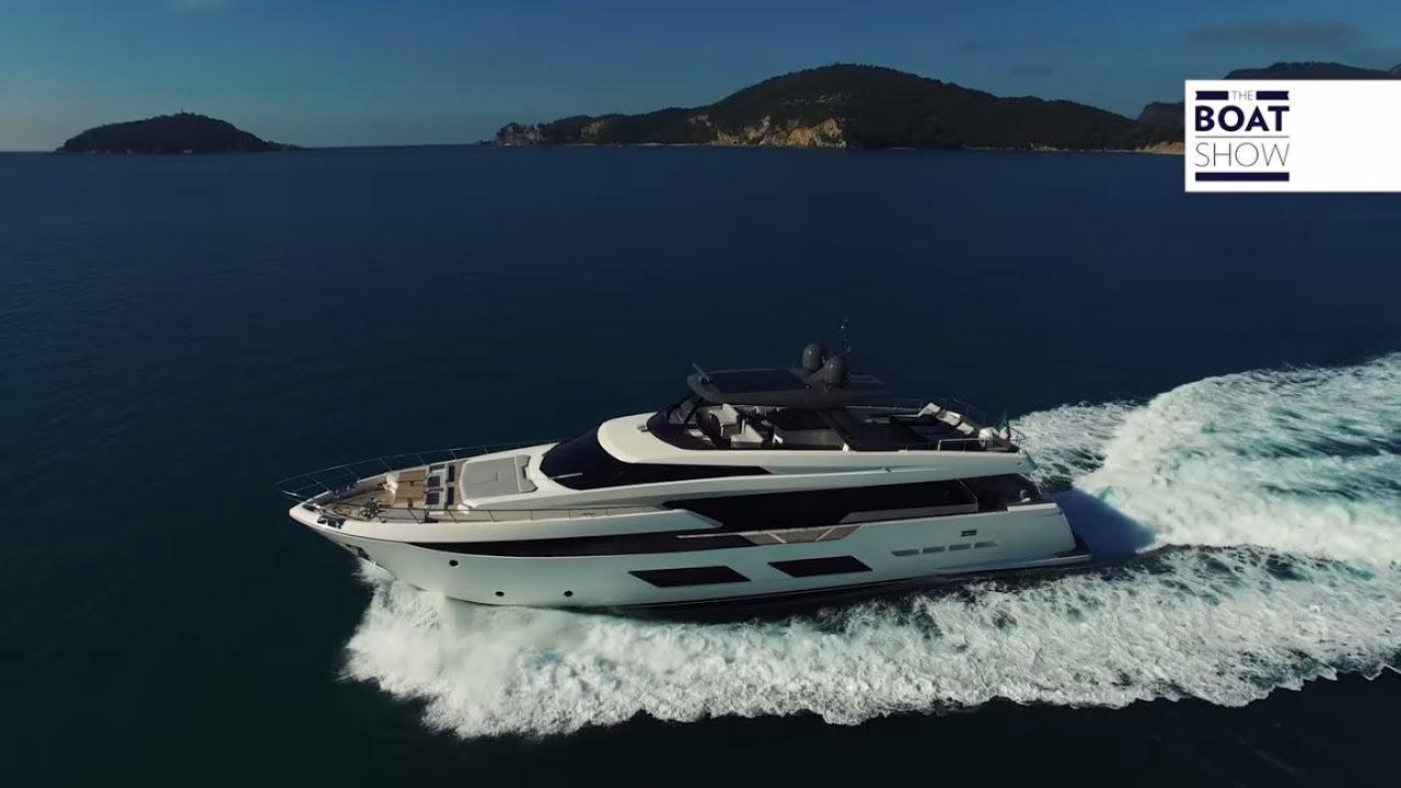 Ita Ferretti Yachts 920 Prova The Boat Show