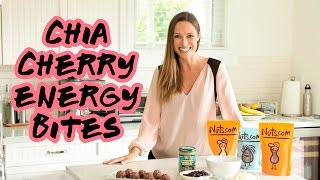 Chia Cherry Energy Bites Recipe  Nuts.com