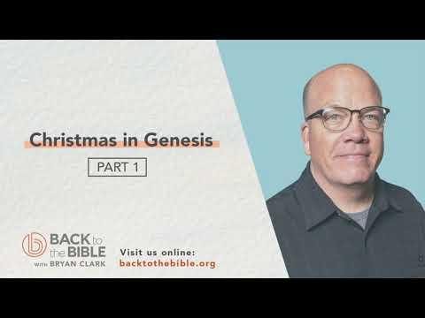 2019 Christmas Series - Christmas in Genesis Pt. 1 - 5 of 12
