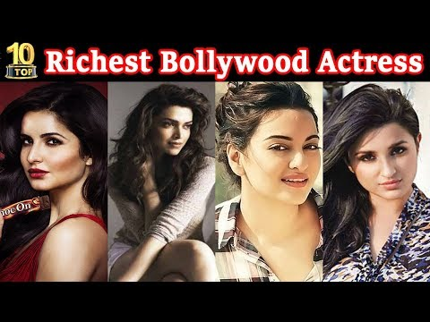 Top 10 Richest Bollywood Actress 2018 | Richest Bollywood Actress | Mr. Top 10