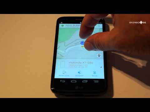 Cómo usar Android Device Manager