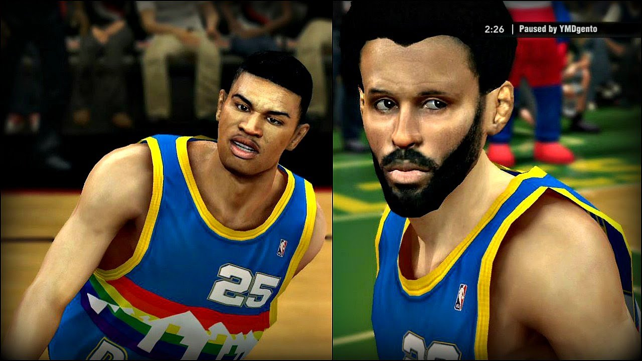 NBA 2K13 MyTEAM Last Game In The 5th Seed Lou Hudson s Debut
