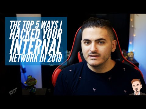 The Top 5 Ways I Hacked Your Internal Network in 2019