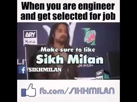 When You are engineer and get selected for job