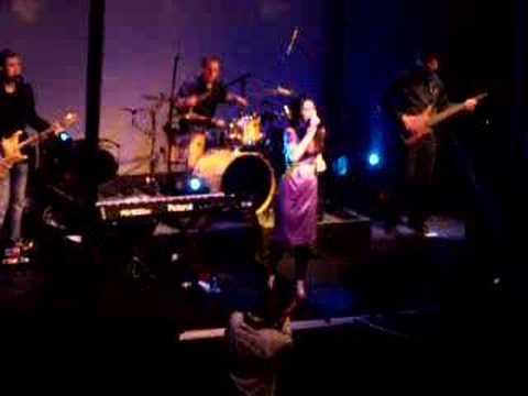 Louise Carver CD Launch