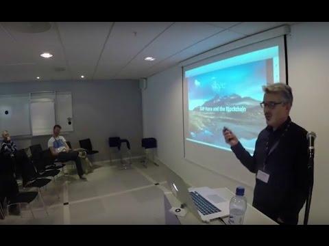 SAP Hana and the Blockchain Presentation