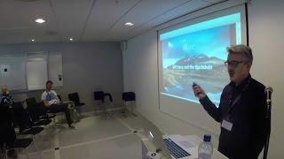 SAP Hana and the Blockchain Presentation 2016