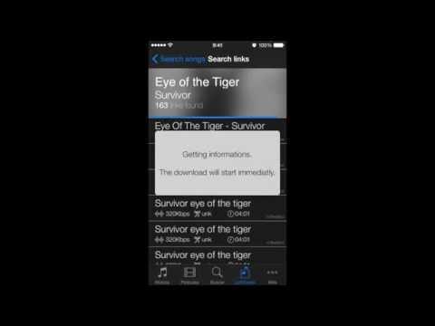 Descarga Música Gratis en iOS 8   iPad | iPhone [Desde iTunes]