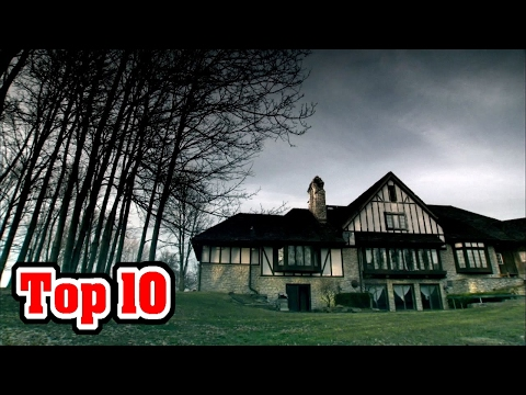 Top 10 INFAMOUS MURDER HOUSES