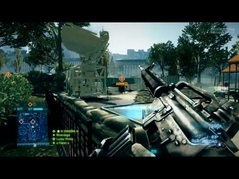 Battlefield 3: Attackers - Multiplayer Beta Operation Metro (Xbox 360)