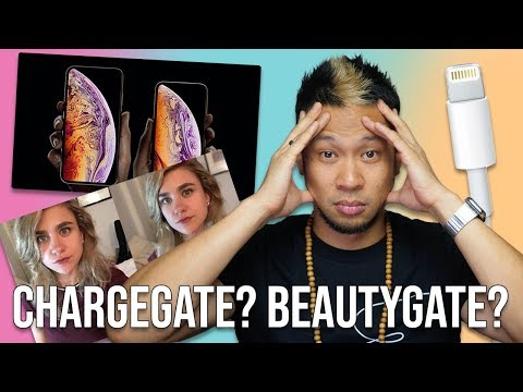 iPhone XS/XS Max: ChargeGate. BeautyGate. What's going on?