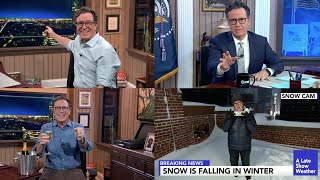 The Storage Closet Monologues - Stephen Colbert's Favorite Moments