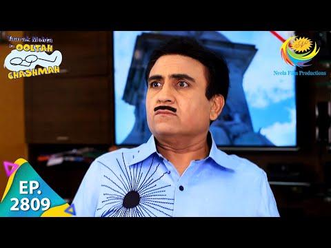 Taarak Mehta Ka Ooltah Chashmah - Episode 2809 - Full Episode