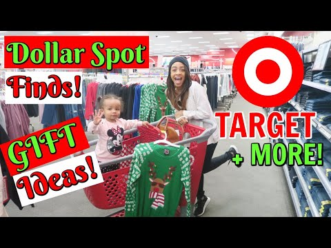 HOLIDAY CHRISTMAS SHOPPING AT TARGET AND MORE! VLOGMAS DAY 15