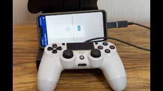 안드로이드 폰 PS4 리모트 플레이 듀얼쇼크 4 연결 …