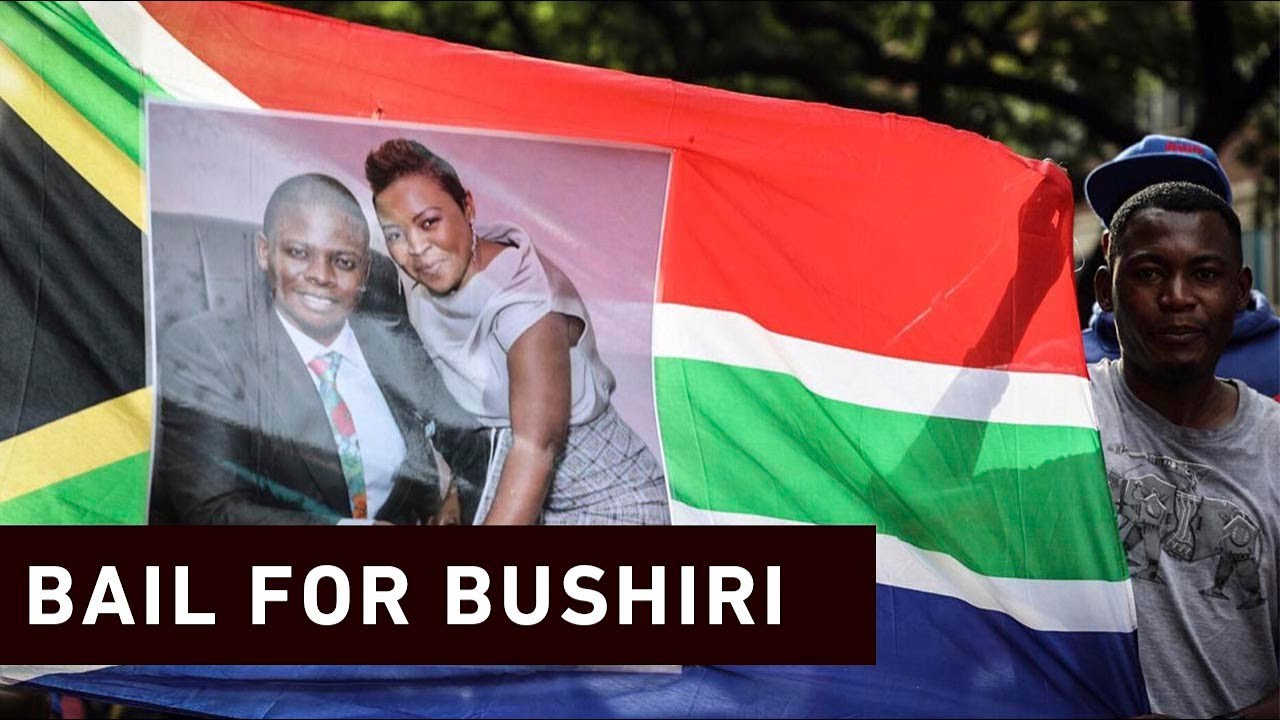 Self-proclaimed prophet Bushiri and wife released on bail ...