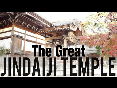 The Great Jindaiji Temple: Tokyo HIDDEN SPOT